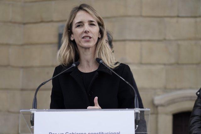 Cayetana Álvarez de Toledo, PP