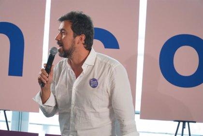 Gómez-Reino (Podemos), abierto a sumar a Anova y a los exalcaldes de las mareas de cara a las autonómicas del 2020