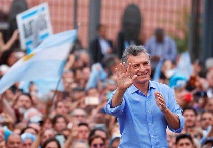 Macri promete una oposición constructiva en su despedida como presidente de Argentina