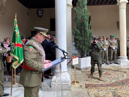 """El general Rivas Moriana reivindica """"el amor por la Patria"""" y apela a la unidad heredada"""