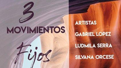 Canal Sur en San Juan de Aznalfarache (Sevilla) presenta la exposición '3 Movimientos Fijos'