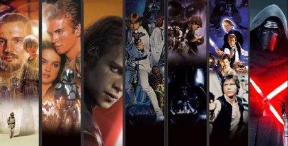 ¿Cuánto duran las películas de Star Wars?