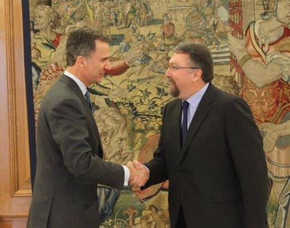 El Rey iniciará el martes la ronda de consultas para la investidura con Martínez Oblanca (Foro)