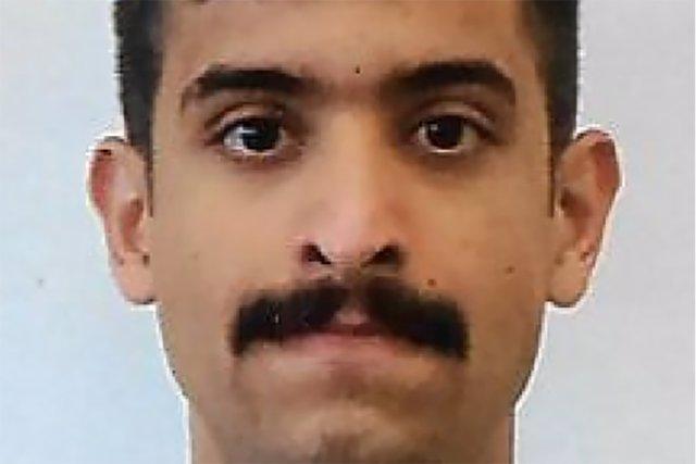 El teniente segundo Mohamed Said Alshamrani, responsable del ataque en la base de la Marina en Pensacola, Florida, Estados Unidos