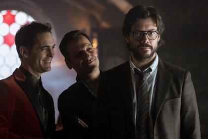 La cuarta temporada de 'La Casa de Papel' ya tiene fecha de estreno