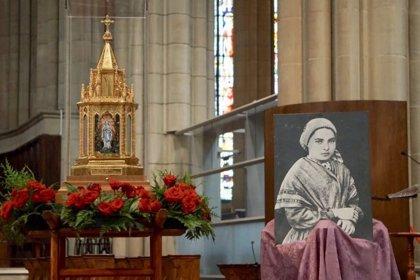 Las reliquias de Santa Bernardita llegarán a La Rioja del 9 al 11 de diciembre