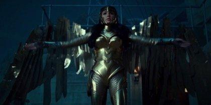 Tráiler de Wonder Woman 1984: Gal Gadot estrena nueva era y armadura dorada