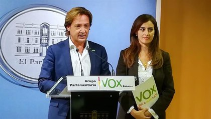 """Vox Baleares retira su candidatura al Consell Consultiu para evitar el """"cordón sanitario"""" en el reparto de plazas"""
