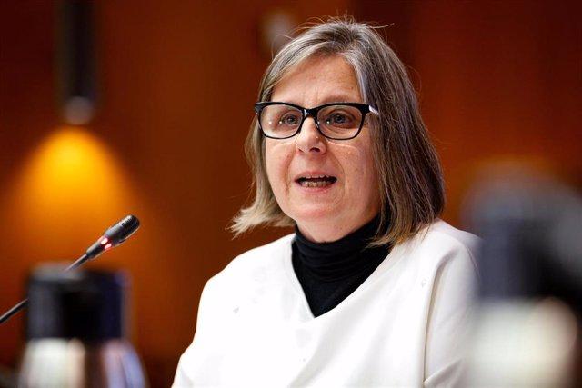 La parlamentaria de Cs, Beatriz García.