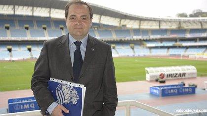 La Real Sociedad prevé ganar 8,6 millones esta temporada y votará mañana en su junta la reforma de su estadio