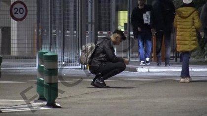 Vídeo: Gianmarco hundido, así salió de GH VIP al ver el beso de Adara y Hugo