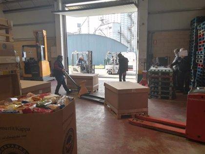 La Gran Recogida del BAN consigue 280.000 kilos de alimentos y 36.400 euros