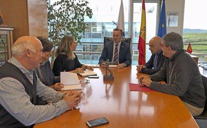 El Gobierno estudia reforzar la Sociedad Agraria de Transformación de Liébana