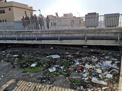 """Adelante critica """"el abandono"""" a los vecinos de la barriada de La Doctora en Sevilla y pide inversiones en limpieza"""