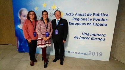 La plataforma 'En buena edad' de la Junta, tercer premio a la mejor actuación cofinanciada con fondos europeos