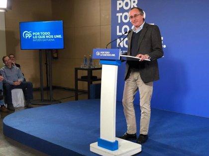 Alonso(PP) pide por carta a Balluerka que impida la charla del ex preso de ETA López de Abetxuko en el campus de Vitoria