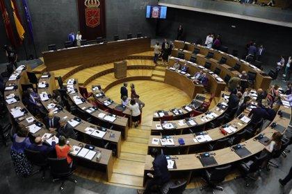 """El Parlamento de Navarra exige al Parlamento vasco """"respeto absoluto a la realidad institucional"""" de la Comunidad foral"""