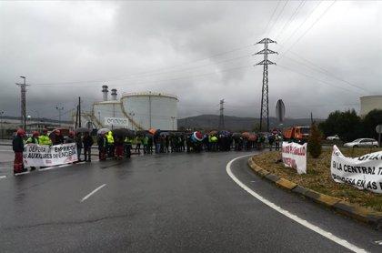 Endesa revaluará los resultados de sustituir parte del carbón en As Pontes por otros combustibles