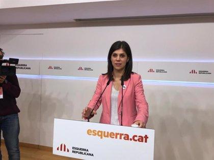 ERC descarta el acuerdo con el PSOE antes de Navidad y lo visualiza en enero