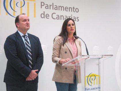 Cs presenta 40 enmiendas al presupuesto de Canarias y pide no subir el IGIC y aumentar las deducciones fiscales por hijo