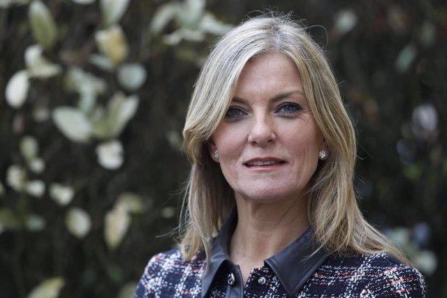 La viceconsejera de Turismo del Principado, Graciela Blanco