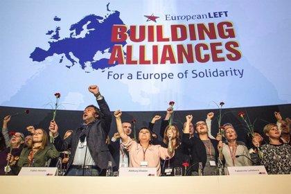 """La Izquierda Europea espera que su congreso en Málaga sea """"la respuesta a la profunda crisis sistémica"""" de la UE"""