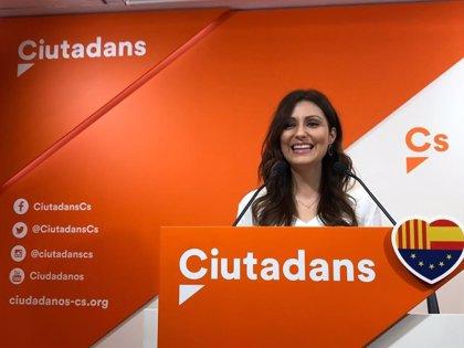"""Roldán (Cs) pide a Sánchez romper con ERC y optar por """"la vía Arrimadas de 221 escaños"""""""