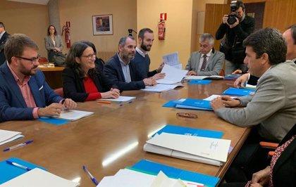 La Generalitat y la Diputación de Alicante inician el traspaso de competencias en servicios sociales