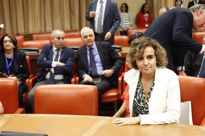 Montserrat (PP) pide a Sánchez que explique los pactos ocultos que negocia y le acusa de seguir la hoja de ruta del PSC