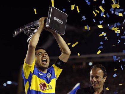 El exfutbolista Riquelme regresa al Boca Juniors como vicepresidente