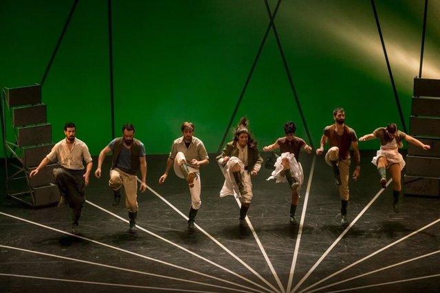Circo, magia y humor protagonizan 'Nadal al Escalante'