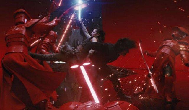 Imagen de Star Wars: Los últimos jedi