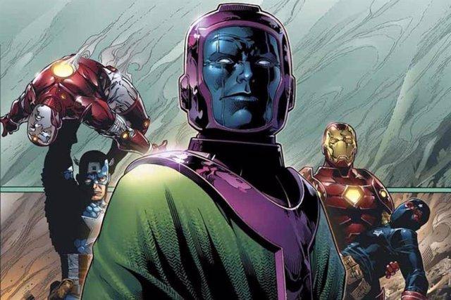El villano de Marvel Kang
