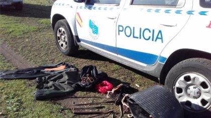 Intervenidos 39 kilos de percebe extraído de forma furtiva en A Coruña