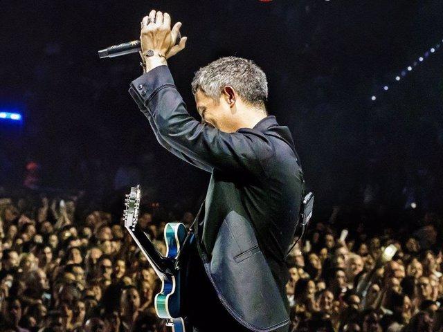 Alejandro Sanz ofrecerá el 17 de julio un concierto en Bilbao dentro de #LaGira