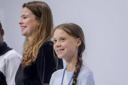 Greta Thunberg intervendrá en el plenario de la Cumbre del Clima el próximo miércoles