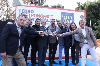Alianza de Sabor a Málaga con el sector gastronómico de la provincia para priorizar los productos malagueños