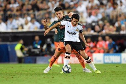 El Valencia llega en cuadro a la hora decisiva