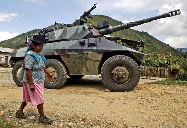Colombia.- Asesinado otro indígena en el suroeste de Colombia