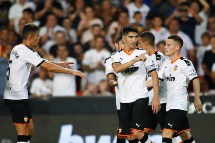 """Soler: """"Vamos a darlo todo para devolver al Valencia a donde se merece"""""""