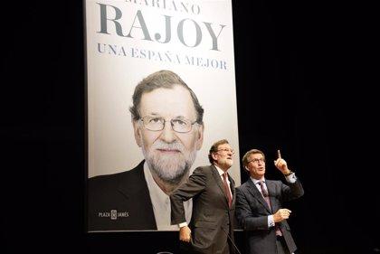 """Rajoy defiende las reformas y ve """"prioritario"""" el acuerdo entre PP y PSOE en asuntos clave para España"""