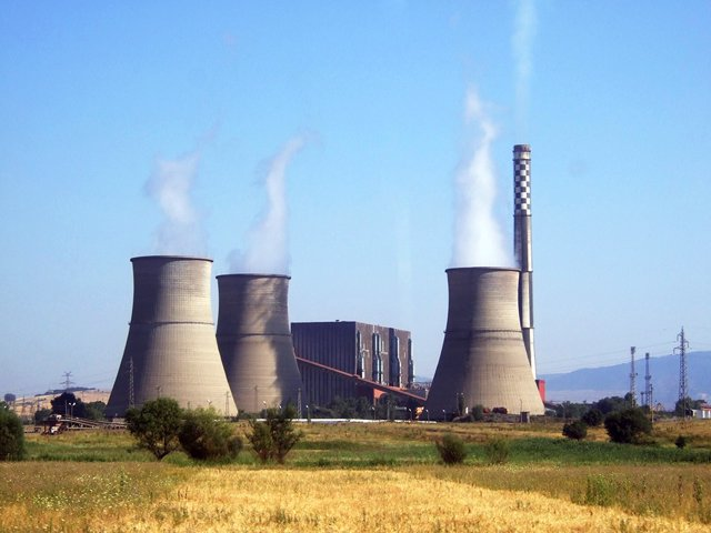 Central térmica de carbón