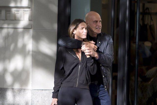 Marta López y Kiko Matamoros, en una foto de archivo de Europa Press