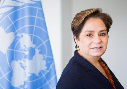 """Espinosa (UNFCCC) insta a llegar a un acuerdo este año para crear """"un camino de esperanza"""" a partir de 2020"""