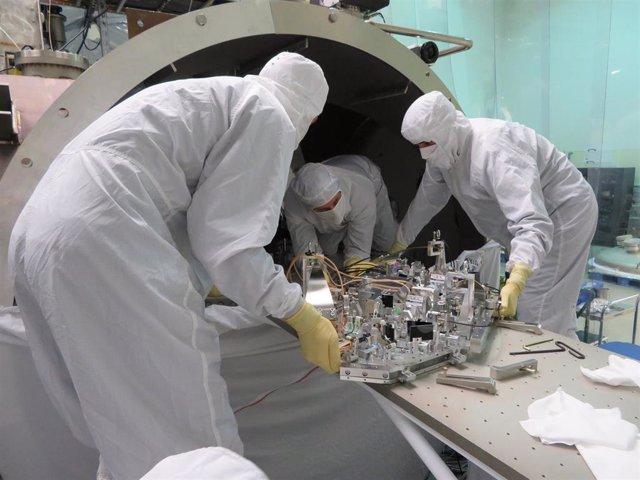 Nuevo instrumento para LIGO