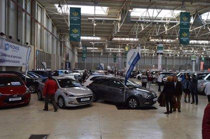 La venta de vehículos de ocasión cae en Andalucía un 18,8% en noviembre, un 2,4% en lo que va de año