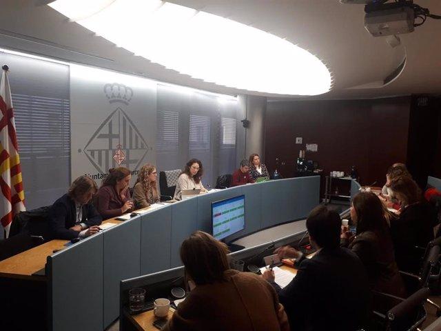 Comissió de Drets Socials, Cultura i Esports
