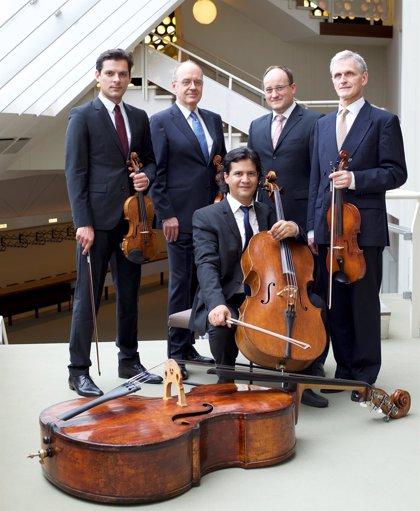 Los solistas de cuerda de la Filarmónica de Berlín actuarán este miércoles en el Auditorio regional Víctor Villegas