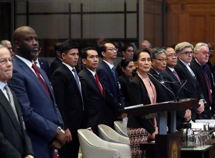 """Gambia pide a la CIJ que exija a Birmania el cese del """"genocidio"""" de los rohingyas"""