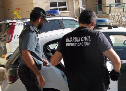 Detenidos los 7 miembros de un grupo dedicado a robar en viviendas de San Javier